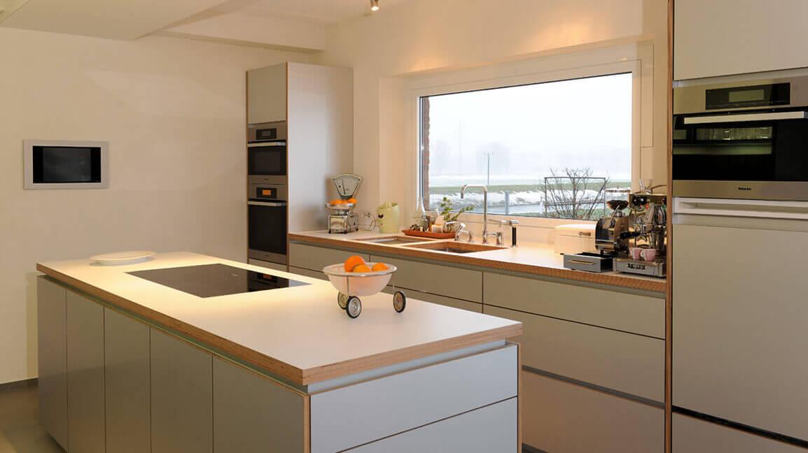 Schreinerküche küchen korfmacher holzverarbeitung