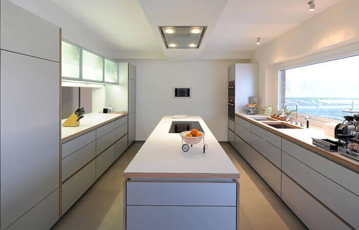 Schreinerküche innenausbau schreinerküchen korfmacher holzverarbeitung